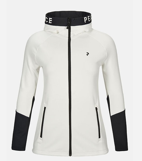 Peak Performance Rider Zip Hood Woman