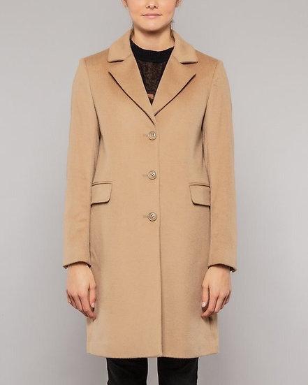 Sand Copenhagen Britni Cashmere Coat Woman