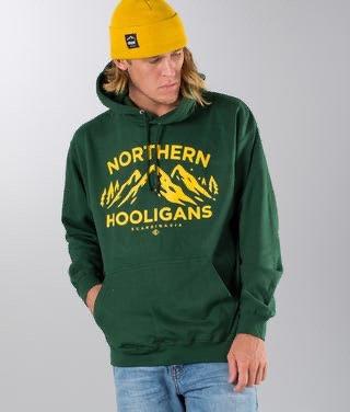 Northern Hooligans 3 Peaks Hood