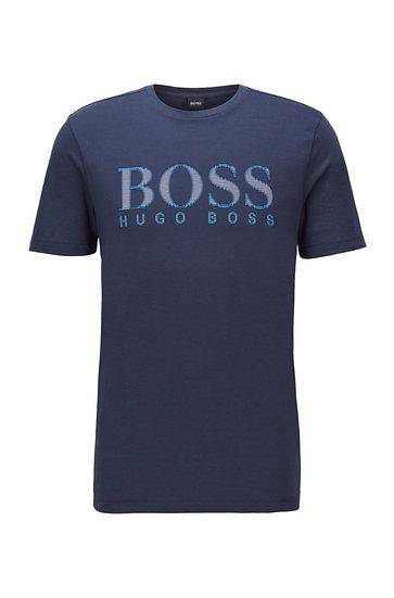 Hugo Boss Regular-fit cotton-jersey T-shirt