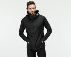 Peak Performance Rider Zip Hood Men