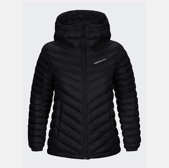 Peak Performance Light Frost Down Hood Jacket Woman