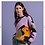 Thumbnail: Gant Floral Crew Neck Sweater Woman