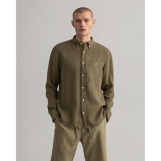 Gant Regular Fit linneskjorta