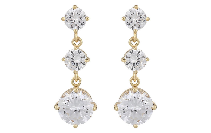 Snö of Sweden Luire Short Earring