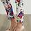 Thumbnail: Joseph Ribkoff Cropped Floral Pant