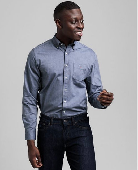 Gant Regular Oxford Shirt Men