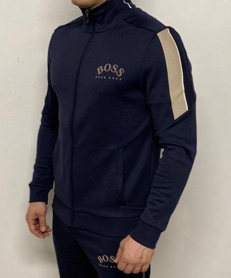 Hugo Boss Skaz Full Zip Sweatshirt Men