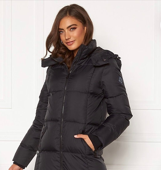 Gant Classic Long Down Coat Woman