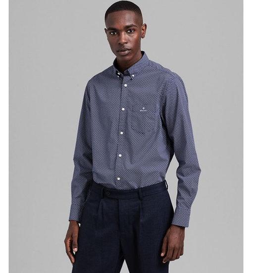 Gant Micro Dot Weave Regular Shirt Men