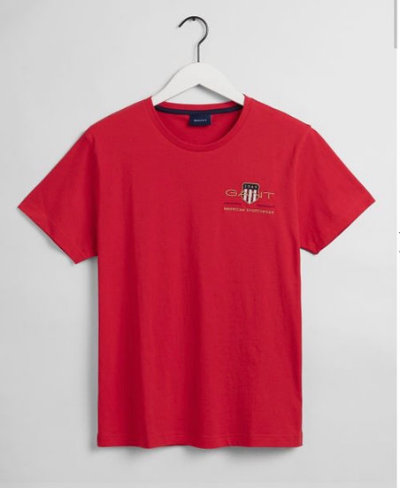 Gant Archive Shield T-shirt Men