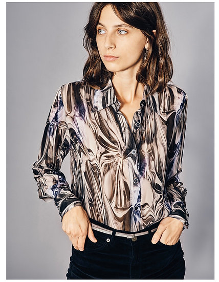 Sand Copenhagen Lotte Shirt Blouse Woman