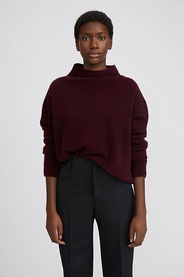 Filippa K Mika Yak Funnelneck Sweater Woman