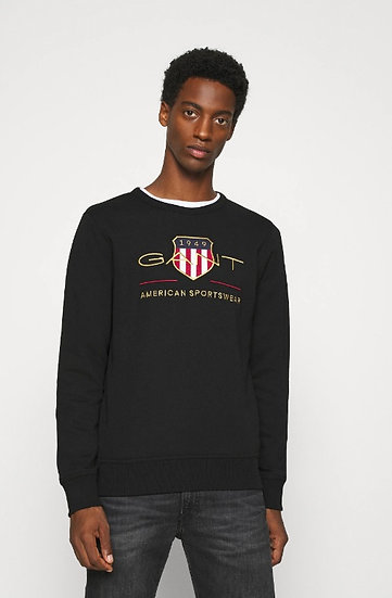 Gant Archive Shield Sweatshirt Men