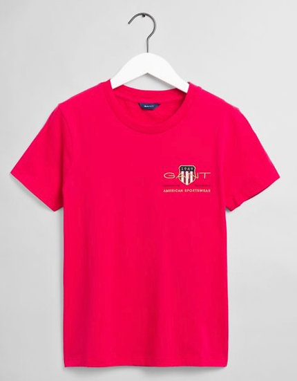Gant Archive Shield T-shirt Woman