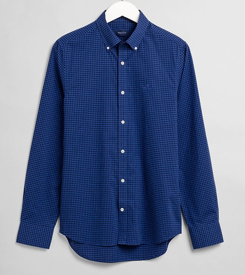 Gant Regular Broadcloth Shirt Men