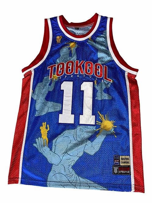 89' 90' Back2Back Pistons TooKool Jerseys