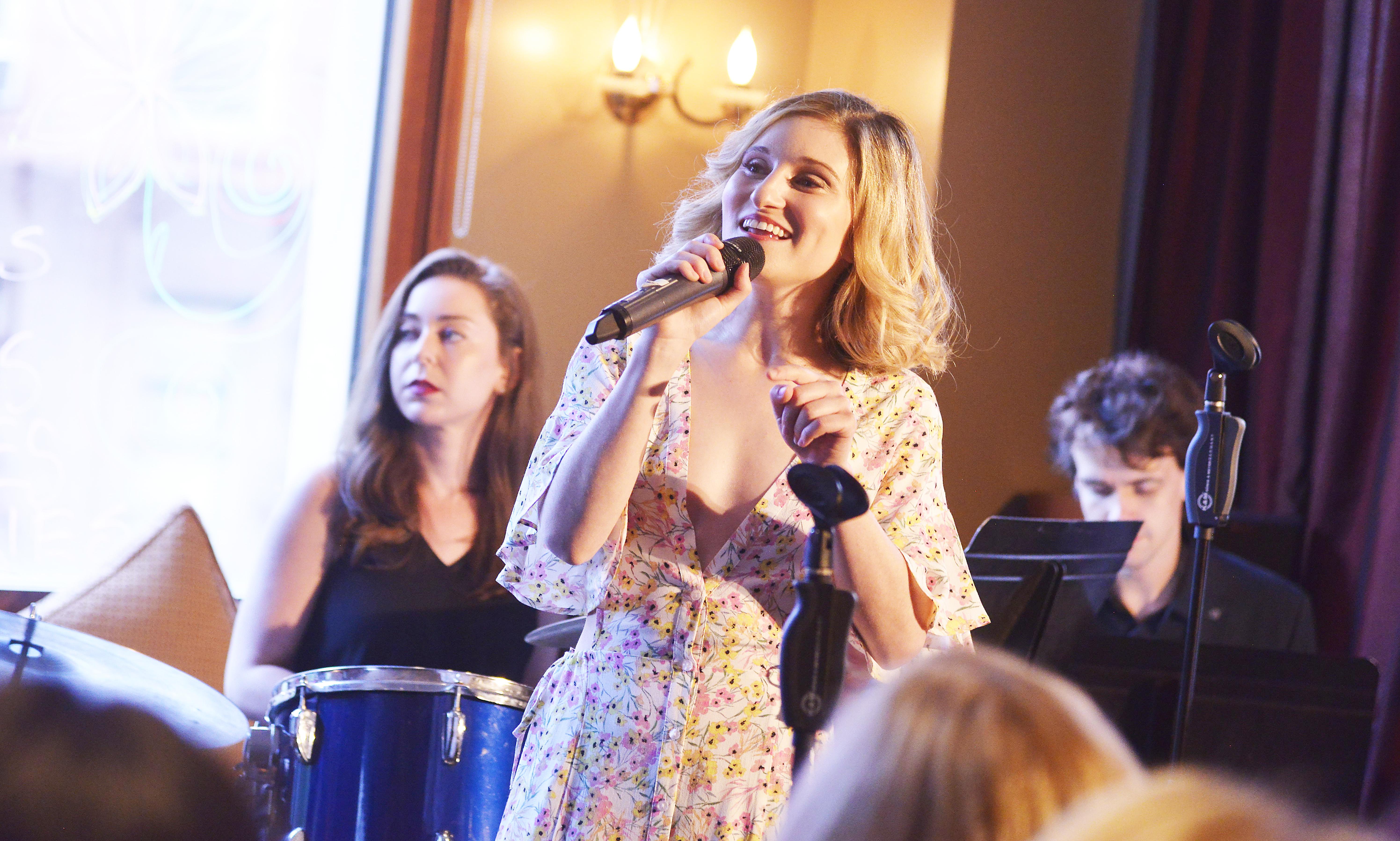 Angela Sclafani's Songbook Live