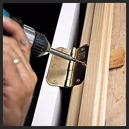 door installation, door refitting, front back door