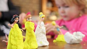 Je rêve d'être une princesse