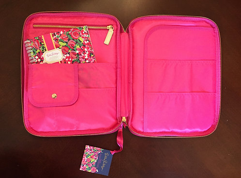 Personalized Lilly Pulitzer Portfolio