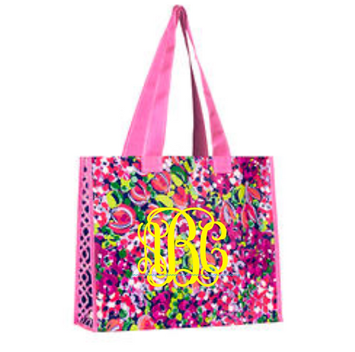 copy of Personalized Lilly Pulitzer Market Bag
