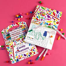 Dylans Candy Bar Activity Book
