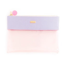 ban.do Peekaboo Clutch-Lilac + Blush