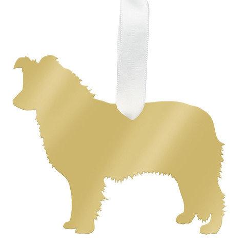 Personalized Australian Shepherd Ornament
