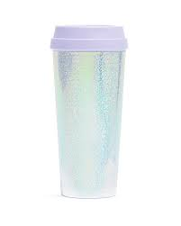 ban.do Hot Stuff Thermal Mug Metallic Silver