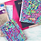 Thumbnail: Monogrammed Lilly Pulitzer Luggage Tag & Passport