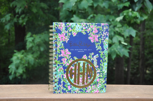 Lilly Pulitzer 17Month Large Agenda Southern Charm