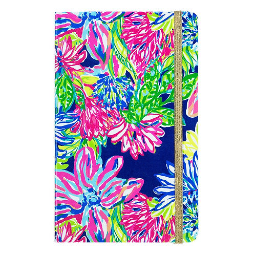 Monogrammed Lilly Pulitzer Journal Traveler's Palm