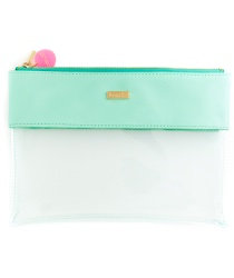 ban.do peekaboo clutch-Summer Mint