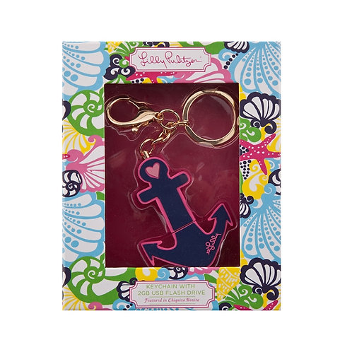 Lilly Pulitzer USB Flash Drive Chiquita Bonita