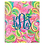 Thumbnail: Monogrammed Lilly Pulitzer Large Notebook