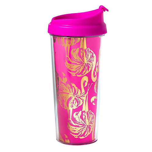 Lilly Pulitzer Thermal Mug - Gimmie Some Leg