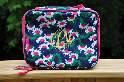 Personalized Lilly Pulitzer Lunch Bag Tote