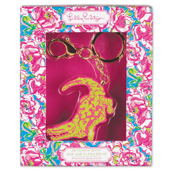 Lilly Pulitzer USB Flash Drive Lucky Charms