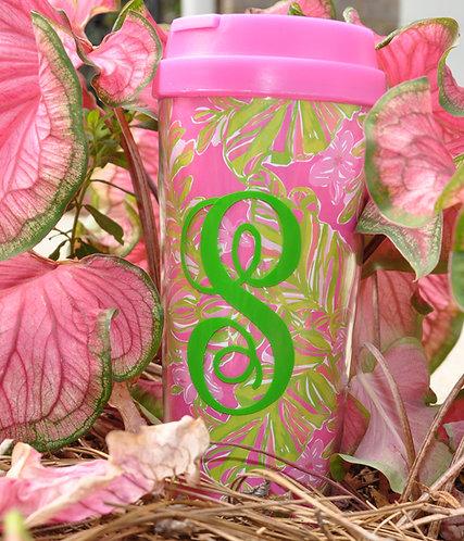 Lilly Pulitzer Thermal Mug Jungle Tumble
