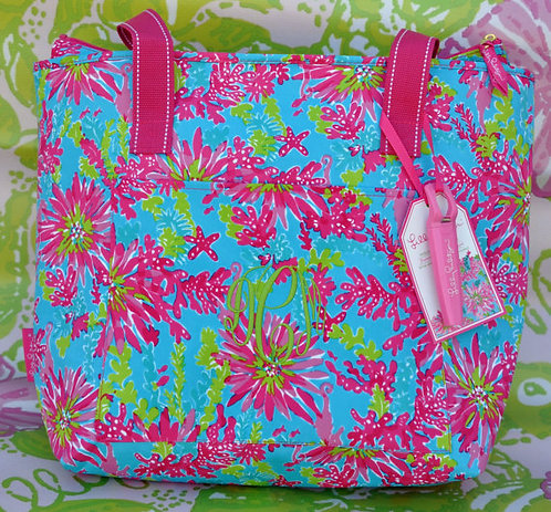 Personalized Lilly Pulitzer Insulated Cooler