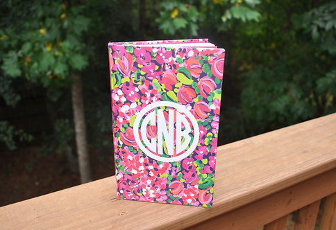 Monogrammed Lilly Pulitzer Journal