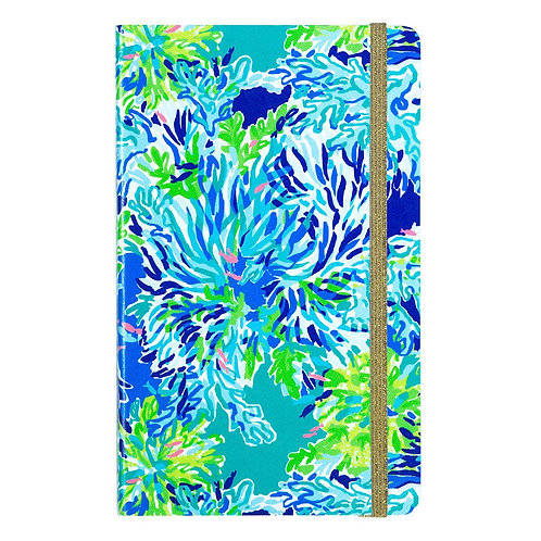 Monogrammed Lilly Pulitzer Journal Wade and Sea