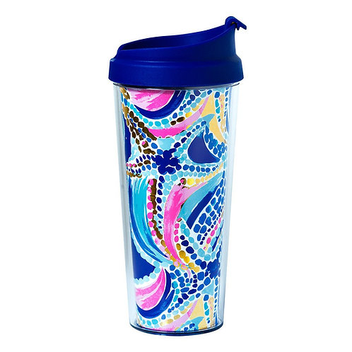 Lilly Pulitzer Thermal Mug - Ocean Jewels