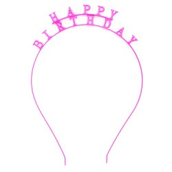 ban.do Happy Birthday Girl Talk Headband