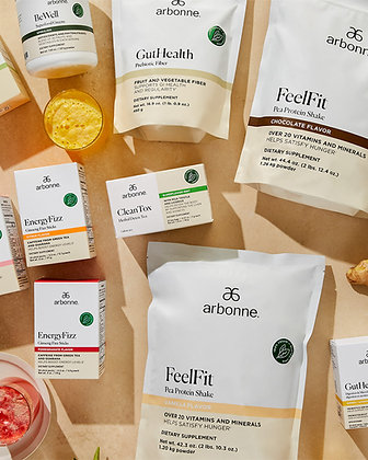 Arbonne 30 Days to Healthy Living