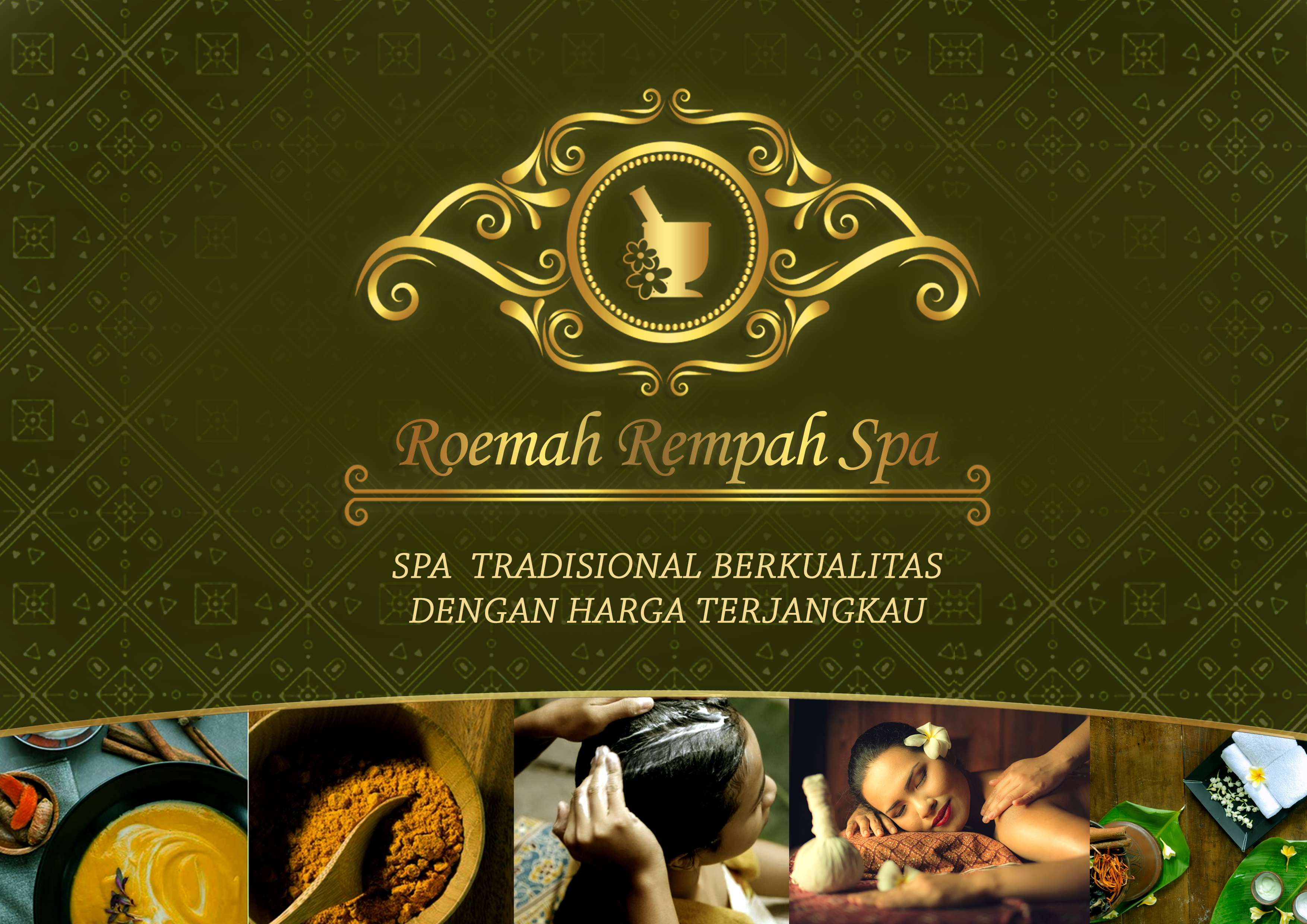 Menu Treatment Roemah Rempah Spa