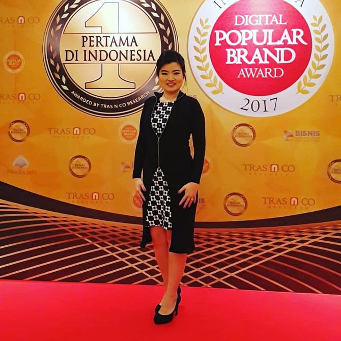 Bangun Royal Corporation, Wanita Ini Ingin Merek Indonesia Jadi Ratu di Negeri Sendiri
