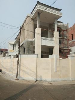 Pembangunan Rumah Pasar Baru Royalkontra