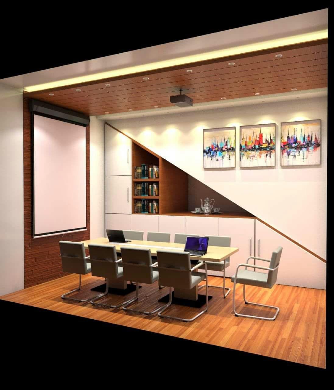 Pertanyaannya apa yang berbeda dan menarik dari interior desain rumah apartemen maupun kantor di atas